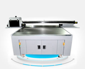 High Resolutioin 2.5m Ricoh Gen5 Head Sign Board UV Printer
