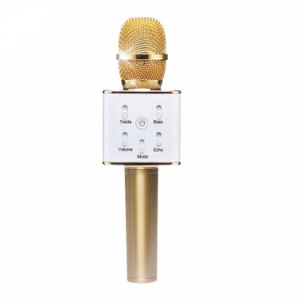 2017 Hot Sale Wireless Loudspeaker Condenser Handheld Dynamic Microphone pictures & photos