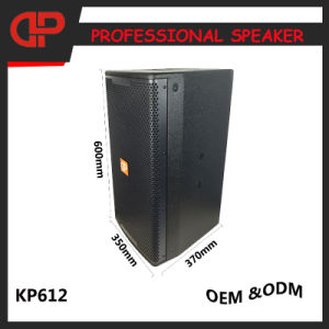 Stage PRO Audio Speaker Kp612 12 Inch Speake pictures & photos