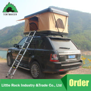 2017 Newest UV Resistant Waterproof Hard Shell Camping Wild Roof Top Tent pictures & photos