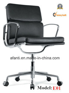Eames Modern Office Leather Meeting Swivel Computer Chair (RFT-B01) pictures & photos
