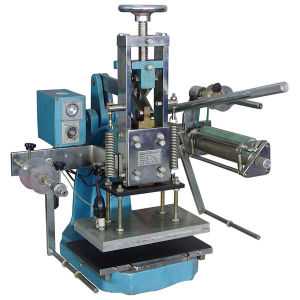 Full Set Hot Stamping Machine pictures & photos