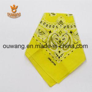 Fashion Design Cheap Custom Bandanas Scarf pictures & photos