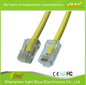 China Factory Supply 4 Pair 24AWG Cat 6 UTP pictures & photos