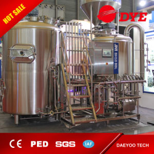 Stainless Steel Brewing Machine Making Craft Beer pictures & photos