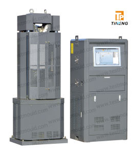 We Series Utm Universal Testing Machine for Concrete pictures & photos
