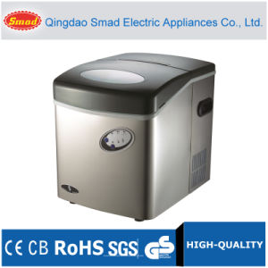 12-15kg Household Portable Ice Maker (HZB-12/A) pictures & photos
