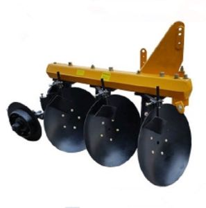 Rotary-Driven Disc Plough for Paddy Field Cultivating pictures & photos