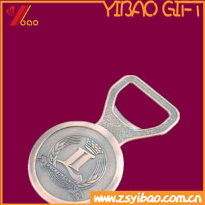 Antique Brass Plated High Quality Custom Logo Metal Bottle Opener (YB-HR-10) pictures & photos