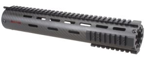Tactical Lightweight 7′′ 10′′ 12′′ 15′′ Carbon Fiber Free Float Keymod Handguard Quad Picatinny Rail Mount Ar15 M4 M16 pictures & photos