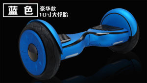 OEM Ce Certification Two Wheels 10inch Balance Scooter Electric Skateboard pictures & photos