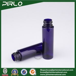 30ml Purple Plastic Dropper Essential Oil Bottles with Silver Droppers 1oz Empty Pet Tubular Dropper Bottle pictures & photos