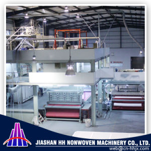 2.4m SMS PP Spunbond Nonwoven Fabric Machine pictures & photos