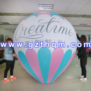 Inflatable Large Helium Balloon Manufacturer/Inflatable Balloon with LED Colorful pictures & photos