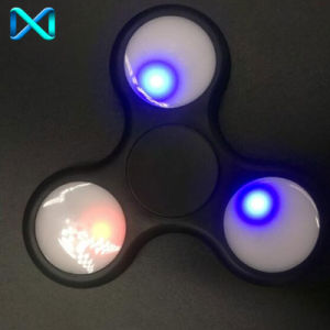 LED Fidget Spinner LED Hand Spinner Fidget Toy Fidgets Hand Spinner with LED Light pictures & photos