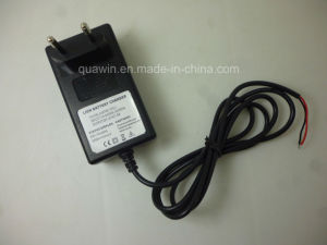 BS/UK/Us/Au/EU Plug 21V 1A Lithium Battery Charger pictures & photos