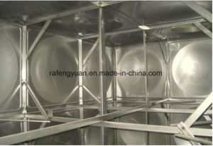 Stainless Steel Water Tank with 40 Cbm pictures & photos