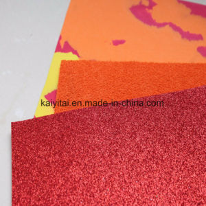 Amazing Quality EVA Durable Glitter Foam Sheet 3mm pictures & photos