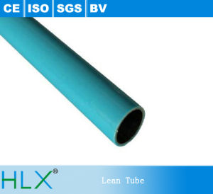 Lean Tube for Lean Production, Plastic Coated Pipe pictures & photos