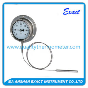 High Quality Stainless Steel Capillary Industrial Oven Thermometer pictures & photos