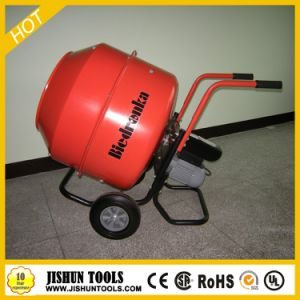 Electric Cement Mixer with Handle pictures & photos