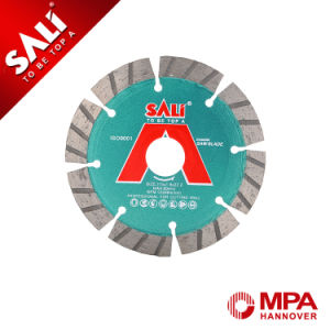 Professional Sali Brand Factory 5 Diamond Blade for Cutting Wall pictures & photos