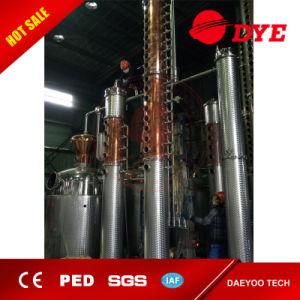 2500L Copper Pot Still Equipment Reflux Column Distiller pictures & photos