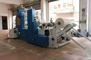 Fully Automatic C Fold Towel Paper Machine-C Fold pictures & photos