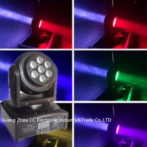 14PCS 3W RGB 3in1 LED Double Side Moving Head Light pictures & photos