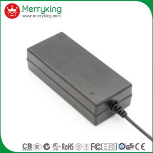 LED Power Supply 72W 12V 6A AC/DC Adapter with UL FCC Ce SAA pictures & photos