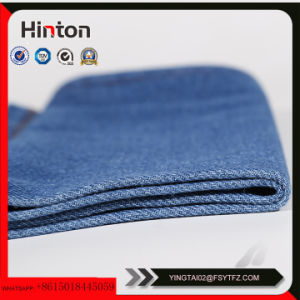 10*10 13oz Twill Tc Blue Color Jeans Fabric pictures & photos
