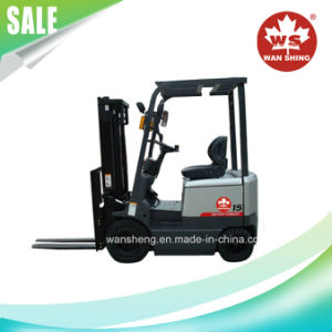 China Top Quality Min. 1.5 T Power Forklift/Electric Forklift pictures & photos