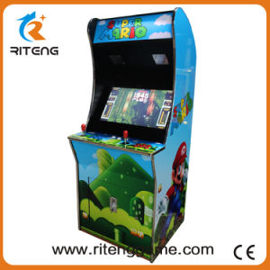 Coin Operated Classic Arcade Machine with Multi Games pictures & photos