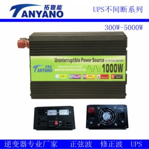 Tanyano DC to AC 1000W Solar Power Inverter with UPS&Charger pictures & photos