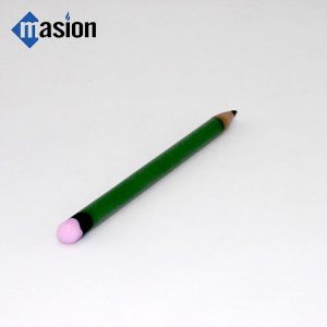 Green Pencil Glass Dabber for Smoking Water Pipes (ZYA 003) pictures & photos