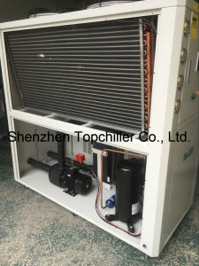 -10c/-15c Air Cooled Glycol Industrial Chiller for Chemical Processing pictures & photos
