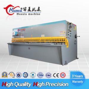 QC12y Hydraulic Pendulum Cutting Machine, China Manufacturing Machine pictures & photos