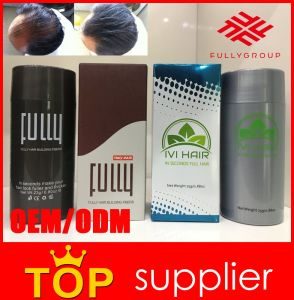 Hair Building Fibers of Hair Loss Human Hair Wig Private Label pictures & photos