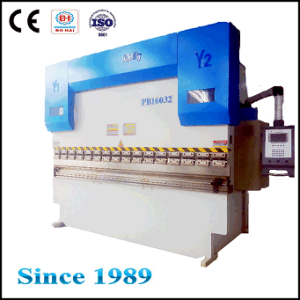 Digital Display Hydraulic Press Brake (WC67Y-40T/2200 E21) pictures & photos