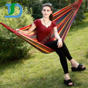 Comfortable and Soft Cotton Hammock pictures & photos