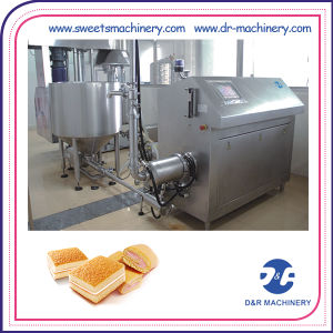 Layer Cake Production Line Machine Food Processing Equipments pictures & photos