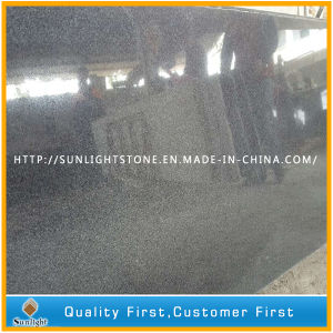Cheap Polished G654 Padang Dark Black Granite for Tiles/Slabs/Steps pictures & photos