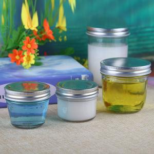 250ml Clear Airtight Wholesale Bulk Mason Jars of Glass Jam Jars pictures & photos