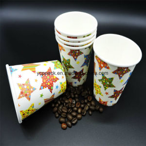 Disposable Paper Cups Single Wall pictures & photos