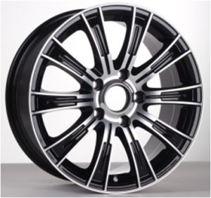 15X6.5 Inch Alloy Wheel with PCD 4X100 pictures & photos