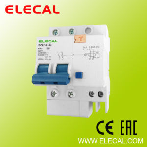 Dz47le-63 Residual Current Operated Circuit Breaker pictures & photos