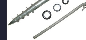 Ground Screw Anchor with Competitive Price pictures & photos