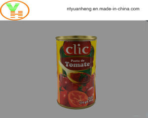 Canned Tomato Paste Manufacturer Wholesale OEM pictures & photos