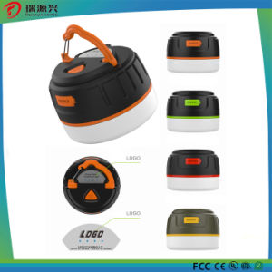 Magnetic Waterproof 5200mAh Power Bank With Camping Lantern pictures & photos
