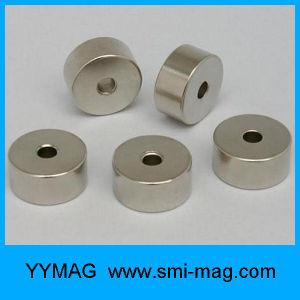N35m Grade Neodymium Magnet Ring Magnetic Generator pictures & photos